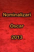 Nominalizari Oscar 2013