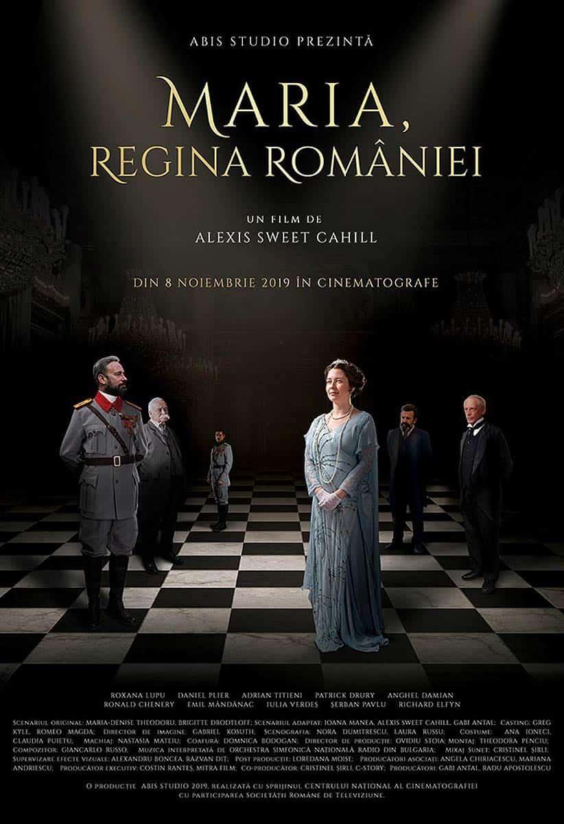 Maria, Regina României (2019)